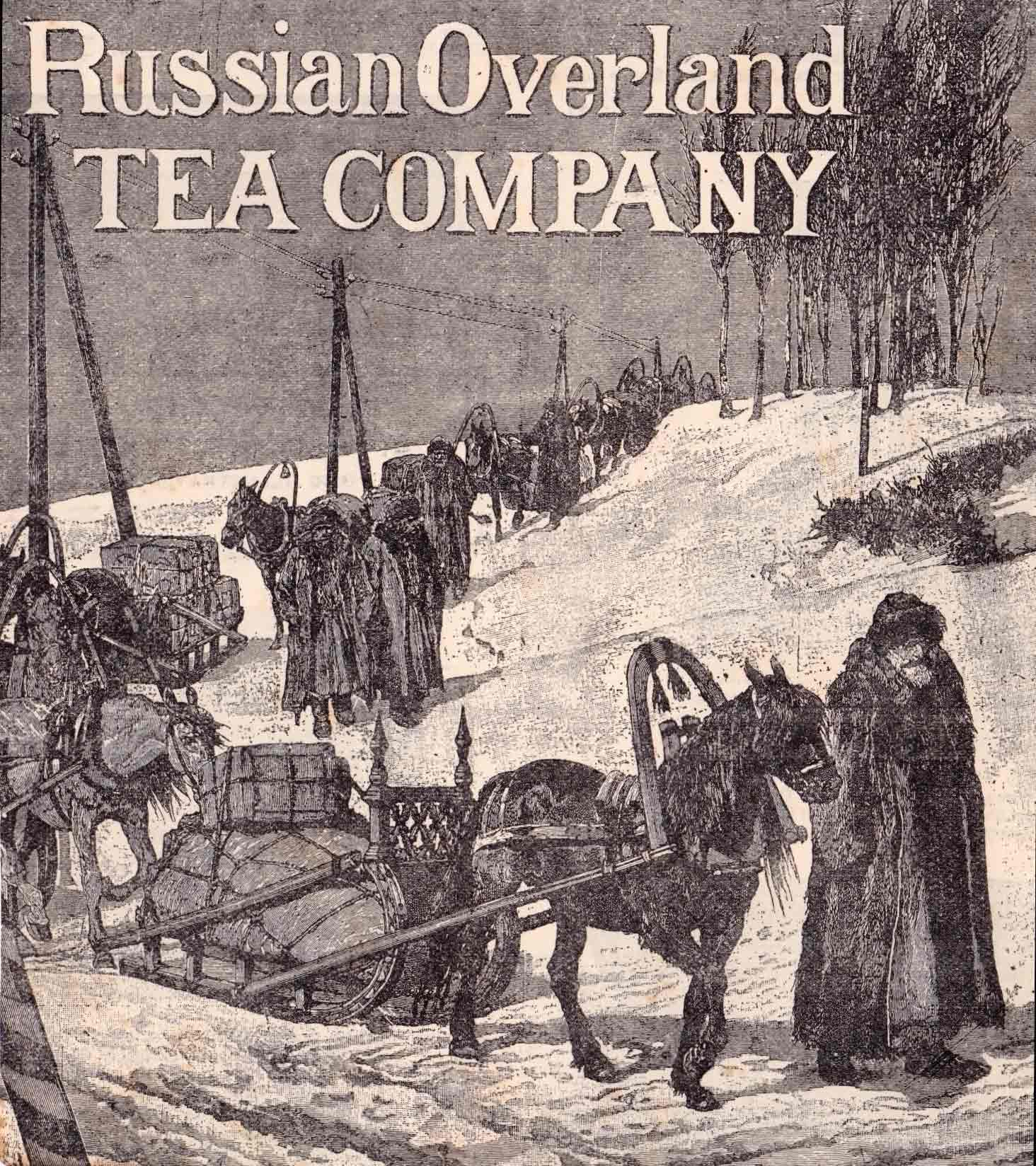 Featured image of Tea Comes to Russia