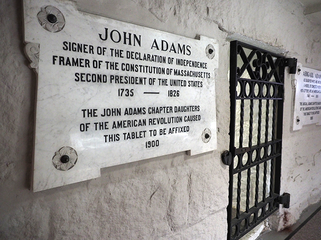 what things happened while john quincy adams was president John adams was the second president of the united states of america he had big shoes to fill, since he came after george washington this is a.