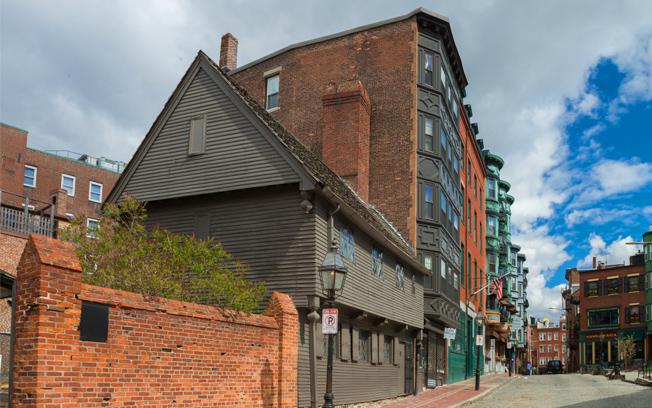 Boston Paul Revere House