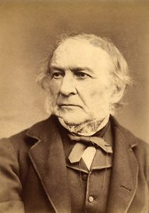 William Gladstone, British PM