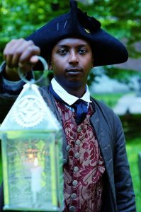 Freedom Trail Lantern Tour 2015
