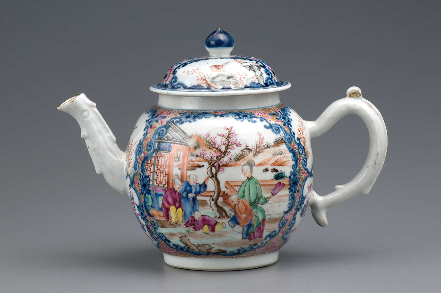 g washington bachelor 1755 china teapot mt vernon