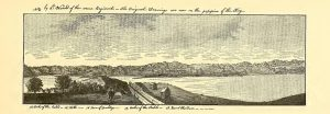Antique views of ye towne of Boston