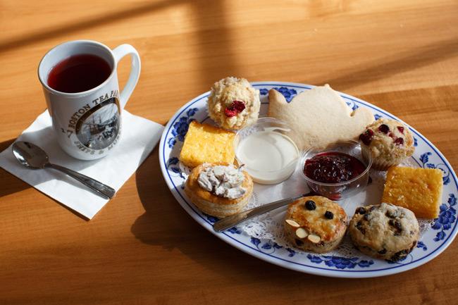 Top 10 Boston Coffee Shops