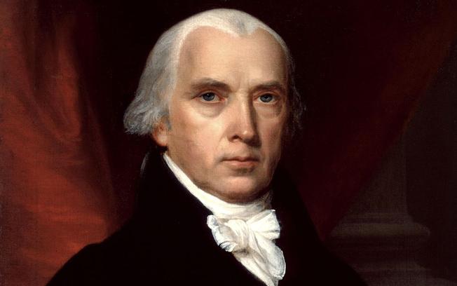 James Madison portrait