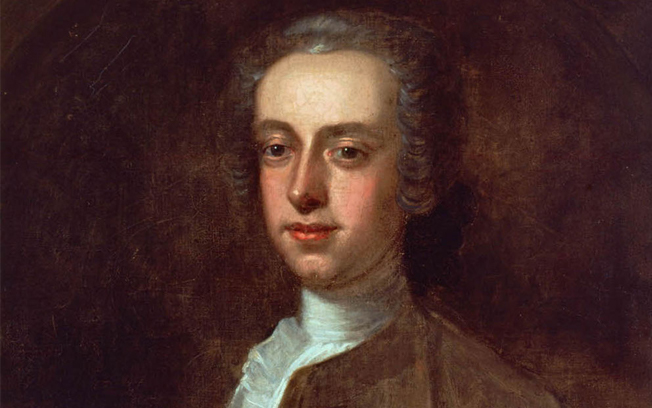 painting of Thomas Hutchinson portrait