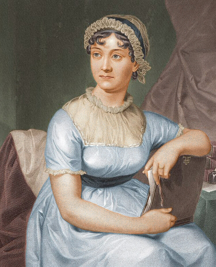 Featured image of Jane Austen's Tea Things