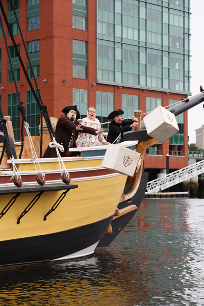 Featured image of Five Facts You Didn't Know About the Boston Tea Party