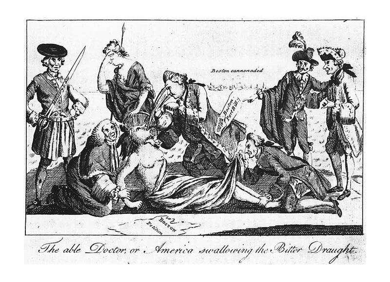 Featured image of Quartering Act of 1774