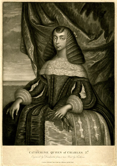 Featured image of Catherine - The First British Tea-Drinking Queen