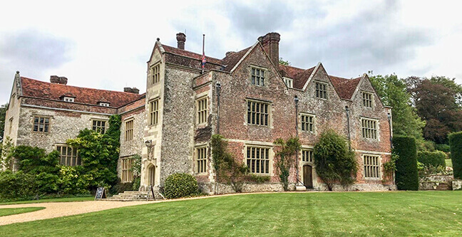 Chawton House in England