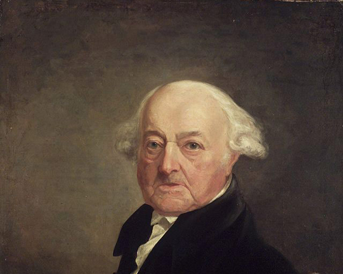 Featured image of John Adams Late Life