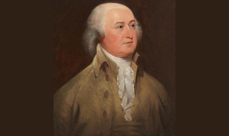 Featured image of John Adams Accomplishments