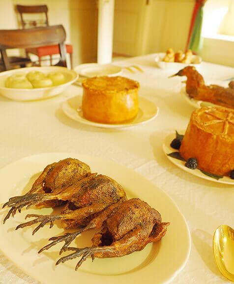 George III Dining