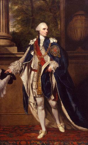Portrait of John Stewart
