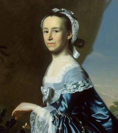 Portrait of Mercy Otis Warren