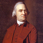 Portrait of Samuel Adams
