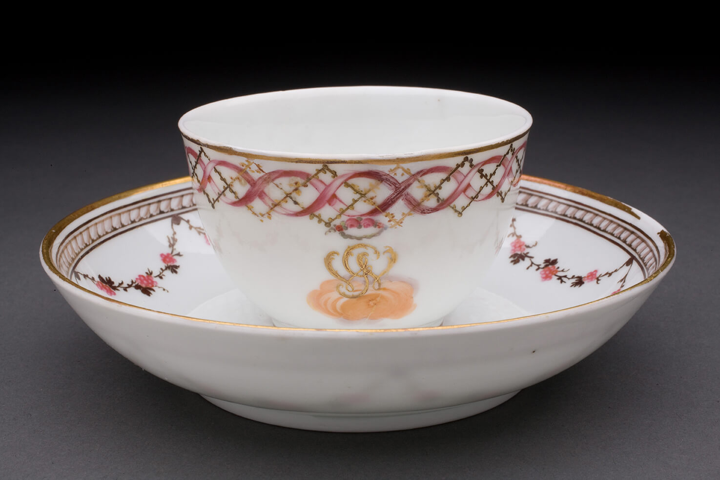 George Washington Teacup and Saucer