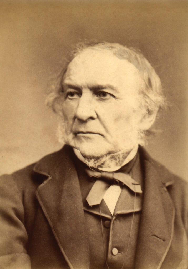 Photograph of William Gladstone