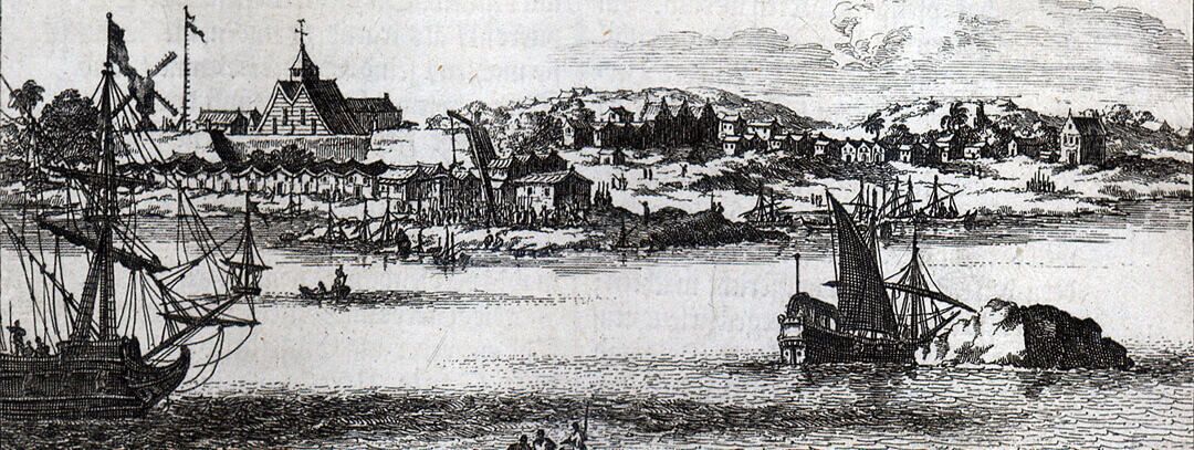Illustration of New Amsterdam