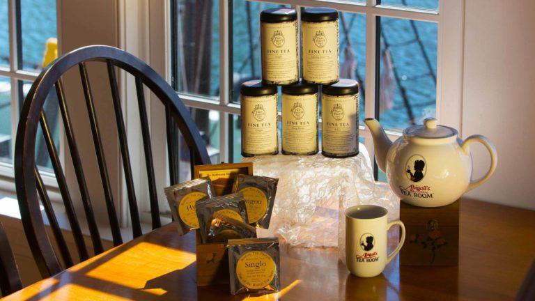 boston tea party's fine tea