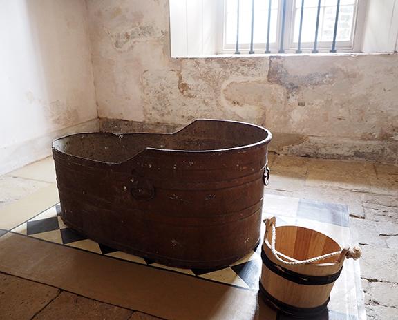 George III bath at Kew
