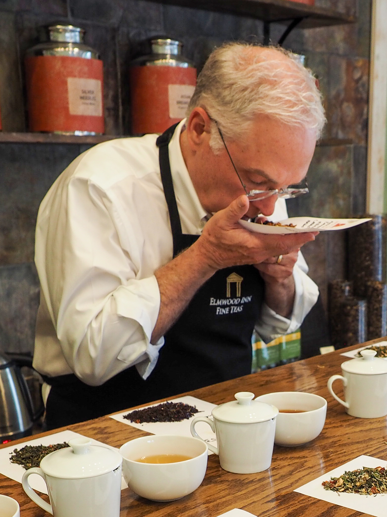 Tea Blog by Tea Master Bruce Richardson