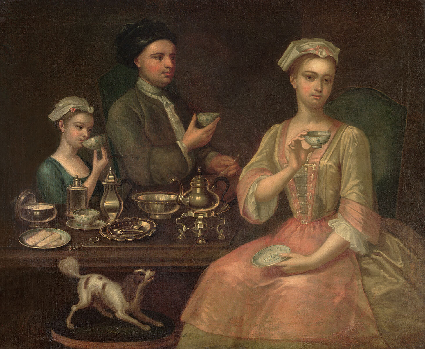 Featured image of The Ladies of Boston Swear off Tea