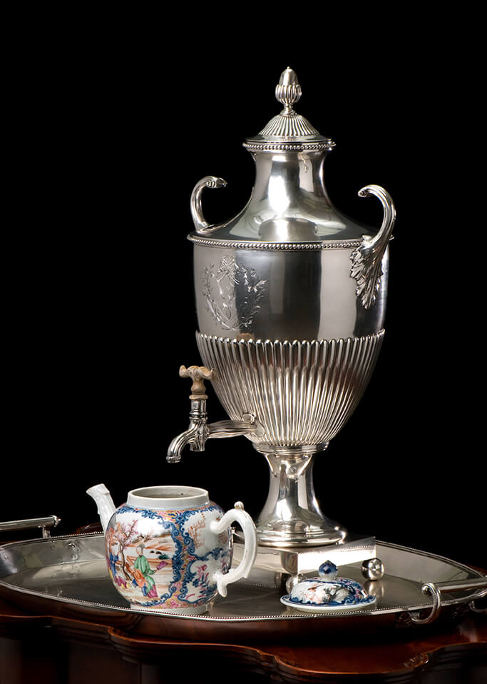 George Washington's Tea Urn