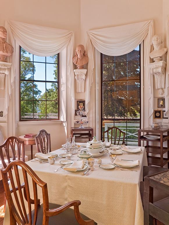Monticello Tea Room
