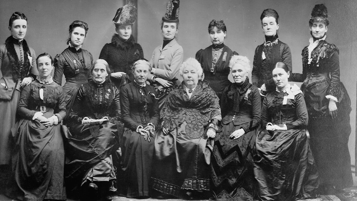 Women Tea Party Participants