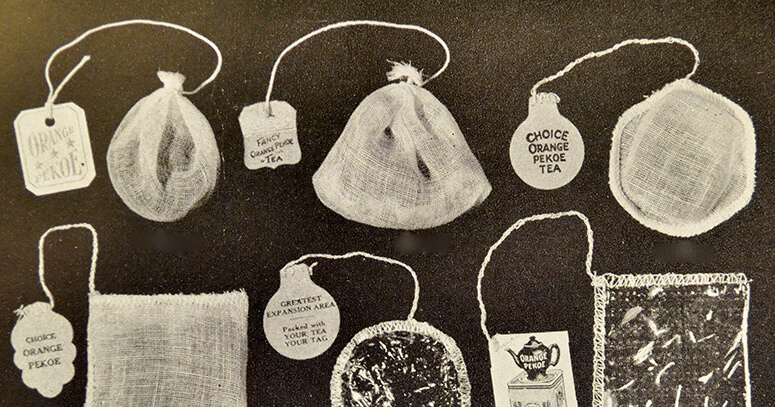 Featured image of Who Invented the Teabag?