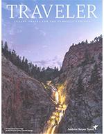Traveler 2019 magazine cover
