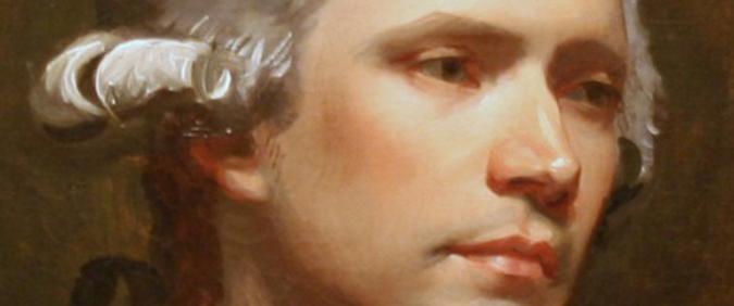 Portrait of John Singleton Copley