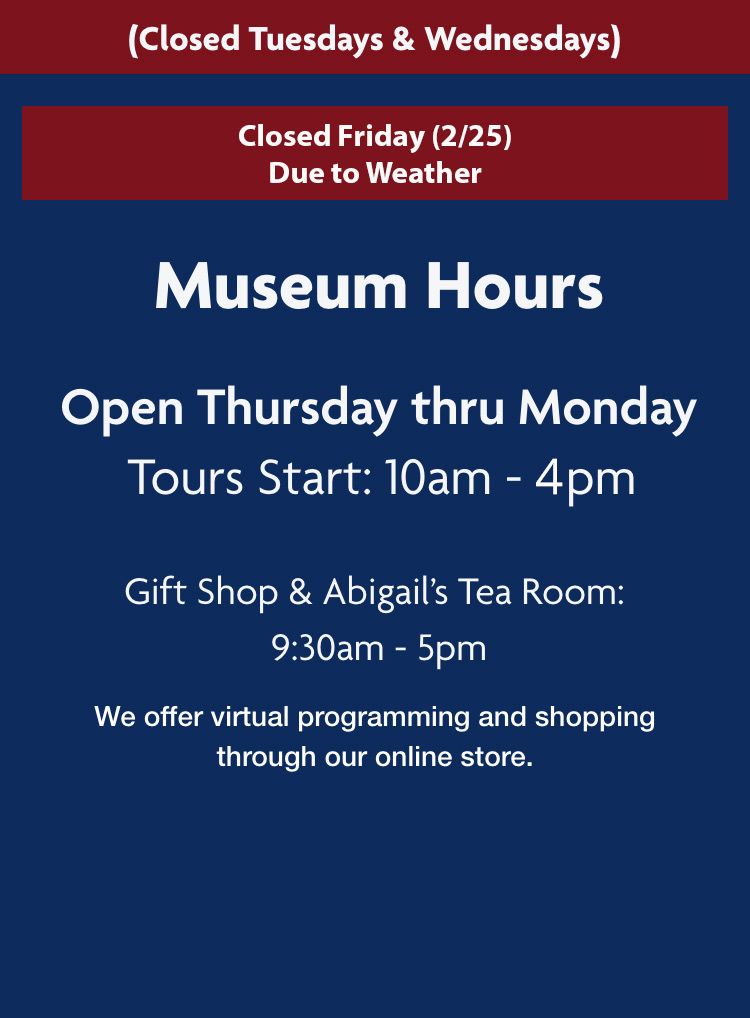 museum updated hours